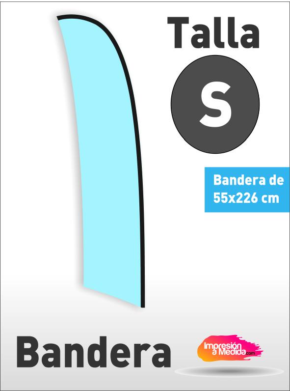 Bandera SURF. Talla S